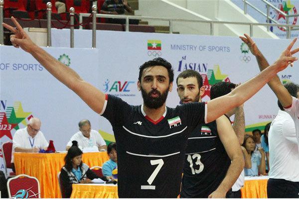 خداحافظی پوریا فیاضی از تیم ملی والیبال
