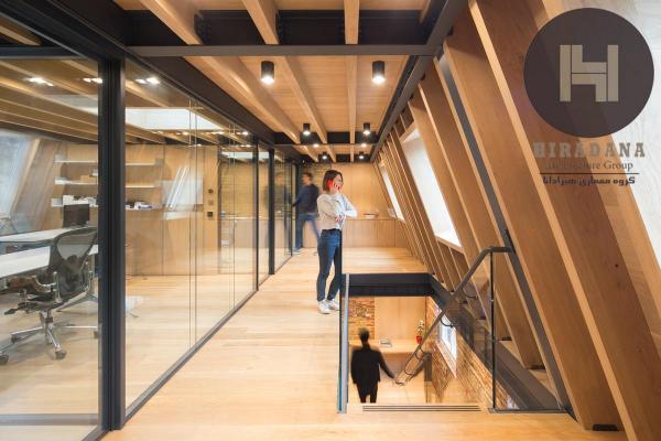 پروژه بازسازی ساختمانی دفتری در لندن انگلیس سایر مقالات