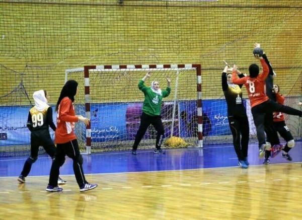 شاهرود میزبان اردوی تدارکاتی تیم ملی هندبال دختران شد