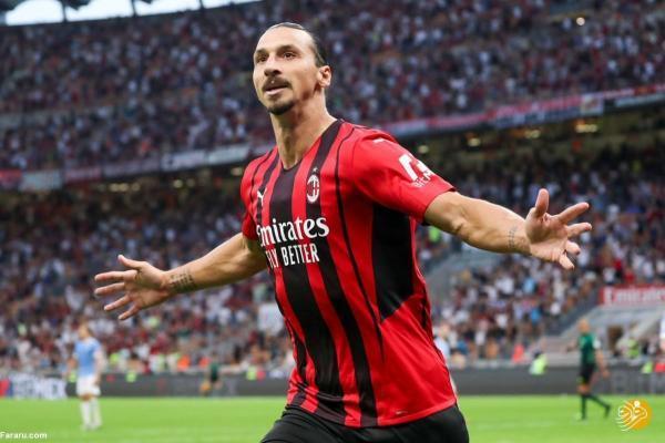 تور ارزان ایتالیا: خلاصه بازی میلان 2 ، 0 لاتزیو؛ بازگشت زلاتان با گل